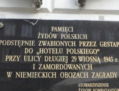 Szewach Weiss – polski rząd uczestniczył wHolocauście