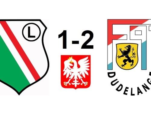 Totalna kompromitacja polskiej piłki klubowej