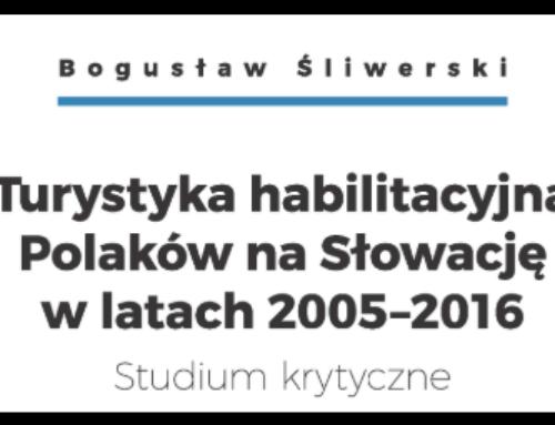 Dwie pasje Polaków: turystyka ihabilitacja, wjedno połączone