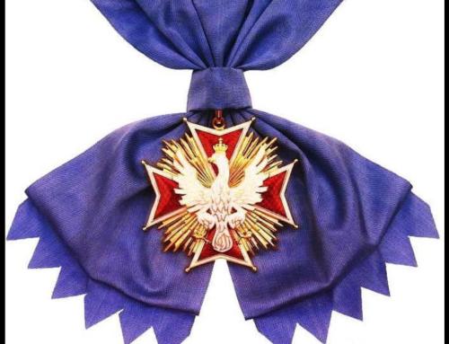 Wybitni Polacy zGalerii Wielkich Polaków XX wieku wParku Jordana zostaną uhonorowani Orderem Orła Białego
