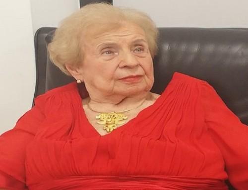Specjalnie dla Pressmania: Prof.Lidia Grychtołówna – Kocham muzykę igram zpotrzeby serca – wywiad video