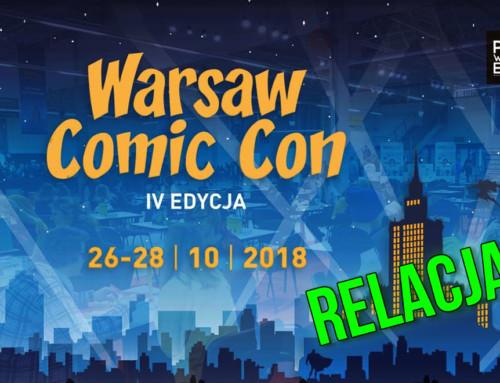 IV edycja Warsaw Comic Con [RELACJA]