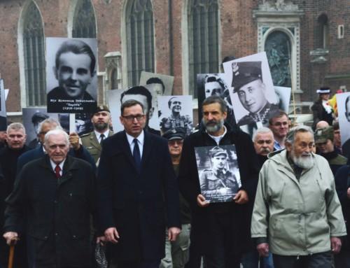 V Krakowskie Zaduszki zaŻołnierzy Wyklętych-Niezłomnych
