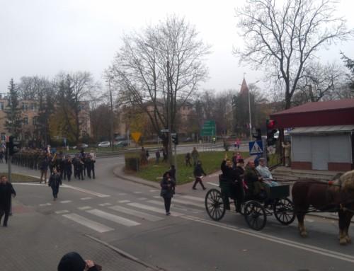 Malbork godnie uczcił 11 listopada 2018r. Stulecie Odzyskania Niepodległości Polski