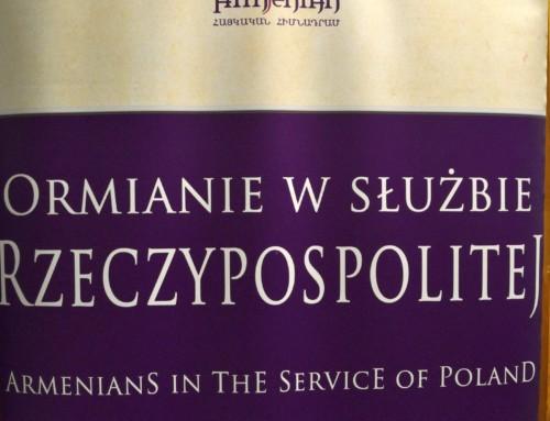 Ormianie wsłużbie Rzeczypospolitej
