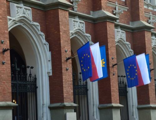Autonomiczny [?] parytet flagowy w100-lecie odzyskania niepodległości