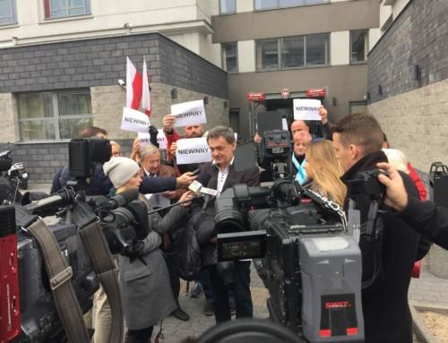 Piotr Tymochowicz więzień polityczny III RP usłyszy wyrok?