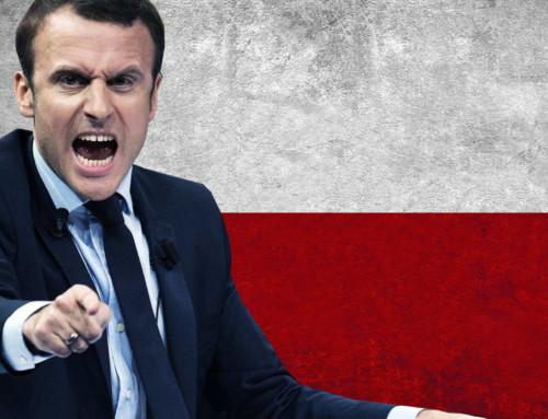 Co oznaczają dla Polski nowe problemy Emmanuela Macrona?