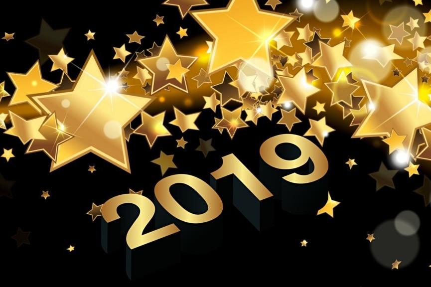 Znalezione obrazy dla zapytania nowy rok 2019