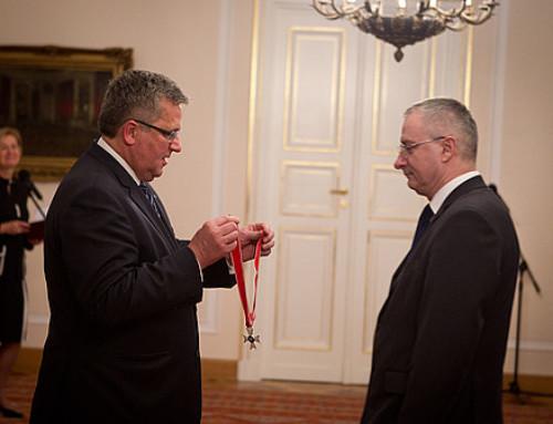 Płk. Piotr Wroński pyta gen. Bondaryka: Skąd teza wwywiadzie prasowym, żePiS zniszczył służby ikontrwywiad?