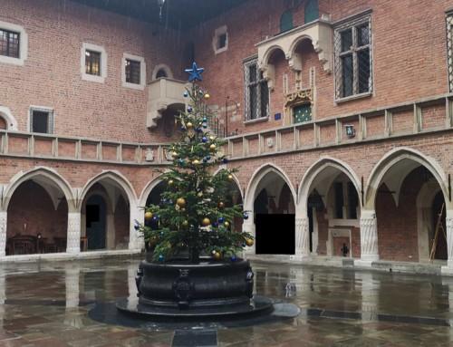 Czynaterytorium Uniwersytetu Jagiellońskiego  wprowadzono stan wojenny ?
