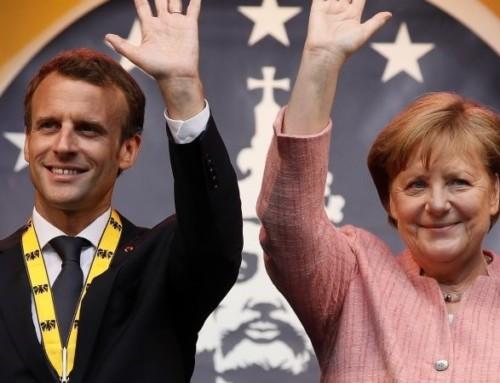 Angela Merkel et Emmanuel Macron viennent de signer la fin de l'Union européenne