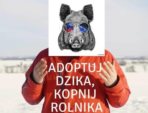 """Skandal! DoPolski jeszcze większym """"strumieniem"""" popłynie """"plastikowe"""" mięso… Polaku adoptuj dzika, kopnij rolnika"""