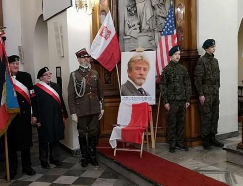 15 rocznica śmierci płk. Ryszarda Kuklińskiego