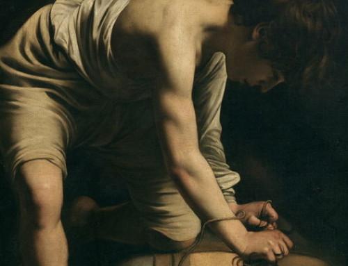 Dawid wobec Goliata, czyli nokaut koryfeusza