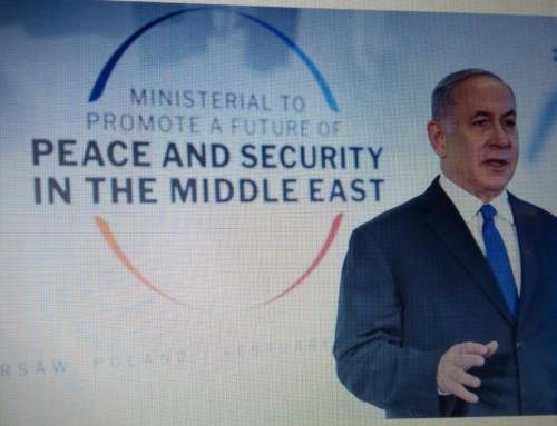 Dzięki Konferencji Bliskowschodniej   zyskaliśmy wroga wIranie