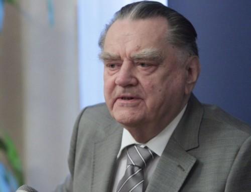 ŚP. MECENAS JAN OLSZEWSKI 1930 -2019