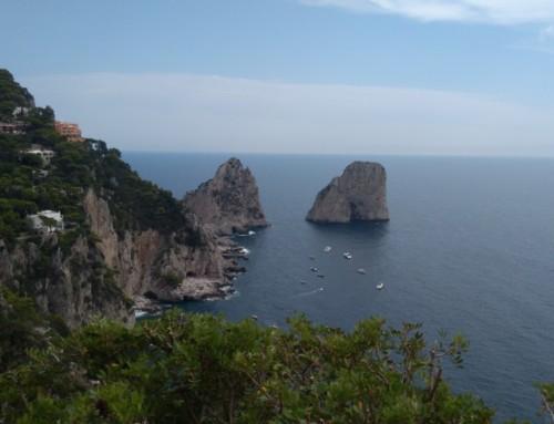 Włochy – Osole mio  cz 5-Capri