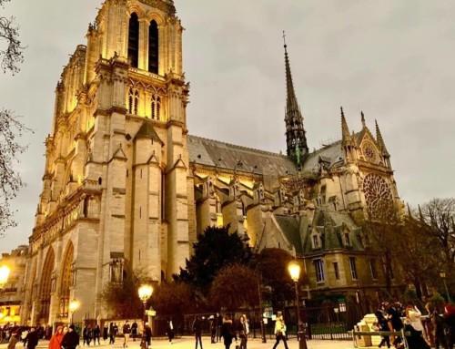 Pożar Notre Dame tokolejny element wojny przeciwko Kościołowi Rzymskokatolickiemu!
