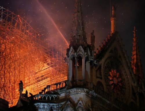 Paryż – Wielki Tydzień 2019