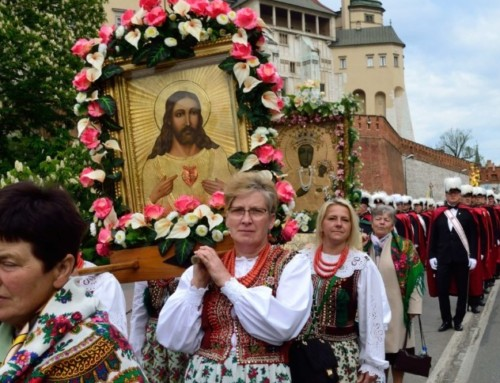 Kraków czci św.Stanisława