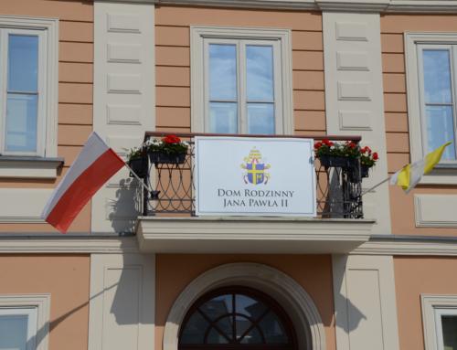 Niewpuścili niepełnosprawnych doMuzeum Domu Rodzinnego Ojca Świętego Jana Pawła II wWadowicach