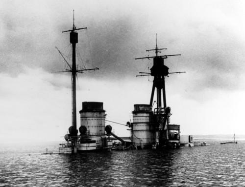 Ludwig von Reuter – ostatni dowódca cesarskiej floty