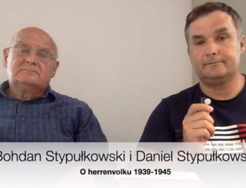 Roszczenia wobec Niemiec – Wywiad zBohdanem Stypułkowskim