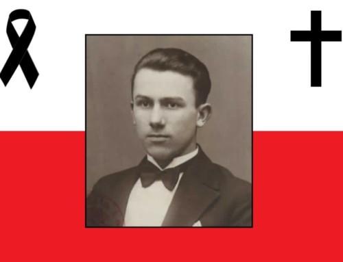 Edmund Teschner: Kim była jedna zofiar Zbrodni Katyńskiej?