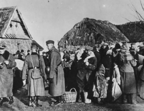 """Poseł drhab. Józef Brynkus: """"O pamięć izadośćuczynienie dla POLSKICH ofiar niemieckich wypędzeń"""""""