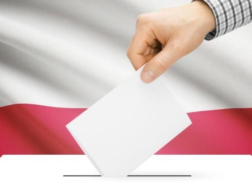 Kolejka wyborcza. Felieton niepoważny Tomasza Trzcińskiego