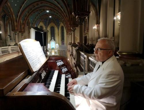 Jan Rybarski. In memoriam. Szilveszter Rostetter – koncert organowy