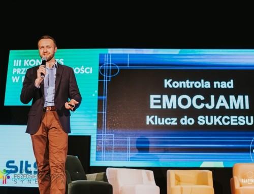 Paweł Szramka: Kontrola nademocjami – klucz dosukcesu!