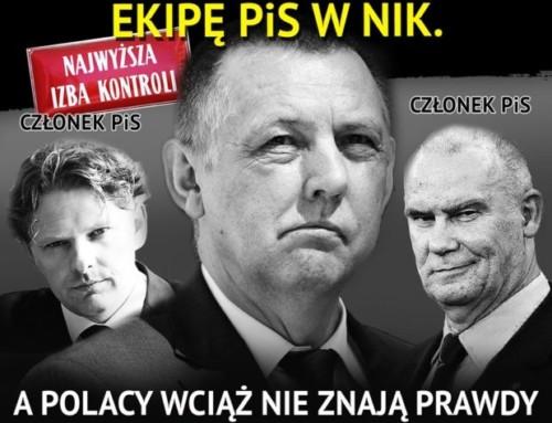 Kaczyński boi się innych trupów wszafie? Smród afery Banasia ma przykryć prawdziwy odór?
