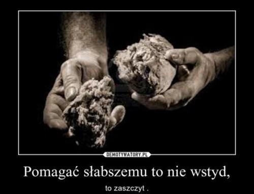 """Zinicjatywy Papieża Franciszka obchodzony jest """"III Światowy Dzień Ubogich"""""""