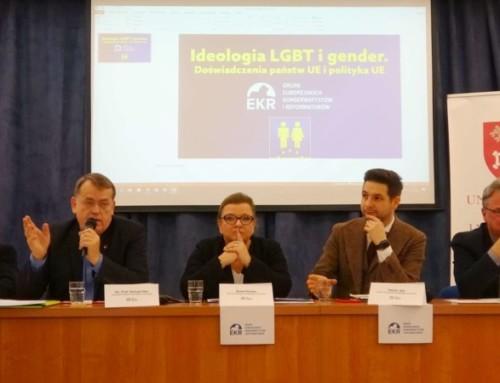 Ideologia LGBT igender – debata