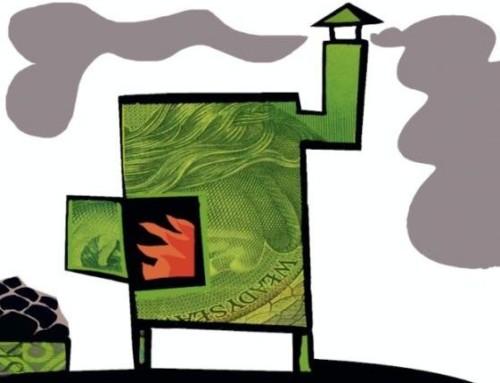 Jak akcyza gładzi grzechy ekologiczne…