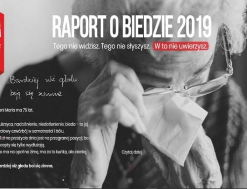 """Szok! 19 zł naprzeżycie dnia – wstrząsający raport obiedzie wPolsce A.D. 2019 – """"Bardziej niż głodu boję się zimna"""""""
