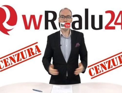 Powstanie poselski zespół ds.walki zcenzurą wRP! STOP cenzurze prewencyjnej naYouTube