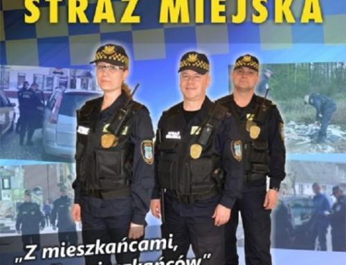 Dariusz Loranty oStraży Miejskiej