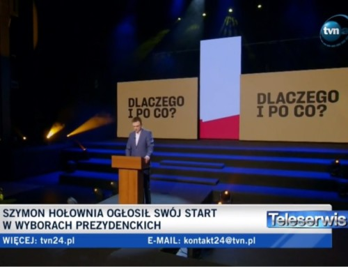 Prezydencka kandydatura Szymona Hołowni raczej ułatwia niż utrudnia zadanie kandydatowi PiS, Andrzejowi Dudzie