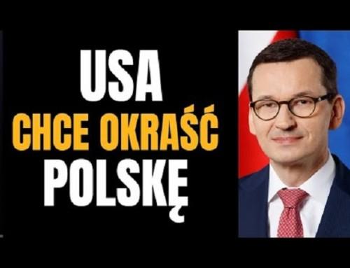 Pilne! Amerykańscy kongresmeni napisali list doMorawieckiego – USA chce polskich złóż…