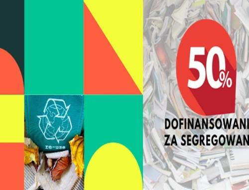 """WPolsce ruszyła akcja """"Tanie segregowanie"""". Zmuśmy rząd do50% dopłat nadofinansowanie zasegregowanie śmieci"""