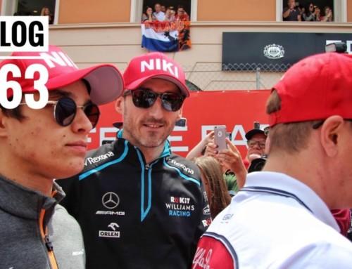 Ile jazd wAlfie zaliczy Robert Kubica? Maxobstawił Red Bulla = Mercedes iLewis podpresją!