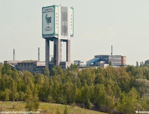PILNE! Pierwsza ofiara rosyjskiego węgla! Kopalnia POKÓJ przeznaczona dozamknięcia