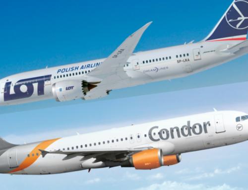 LOT chce przejąć niemieckie linie Condor, jeszcze parę lat temu miał upaść