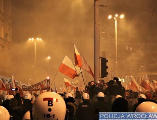 """Sąd stwierdził: Pani Anna bezpodstawnie zatrzymana po""""Marszu Niepodległości"""" przezPolicję!"""