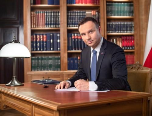 Prezydent Polski oHolokauście: Prawda, któraniemoże umrzeć