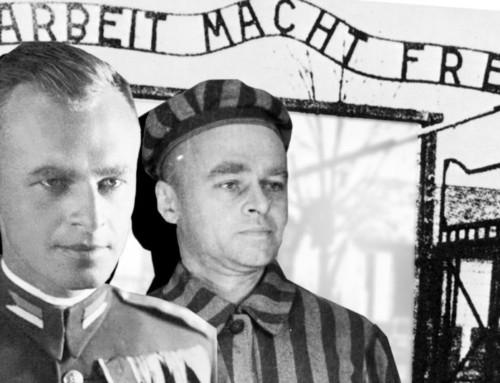 """""""The Guardian"""" ortm. Witoldzie Pileckim: """"Zrobił więcej niż ktokolwiek, byujawnić horror obozu"""""""
