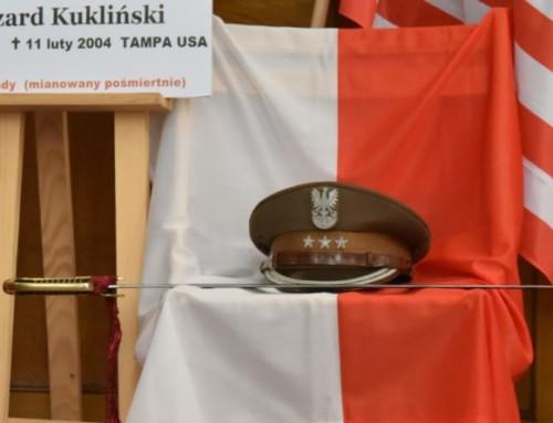 Pamięci płk. Ryszarda Kuklińskiego  w16 rocznicę śmierci